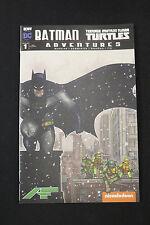 BatmanTeenage Mutant Ninja Turtles Adventures #1 Amazing Fantasy Variant DC TMNT