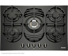 Baumatic BGG70 Built In 70cm 5 Burners Gas Hob Black New