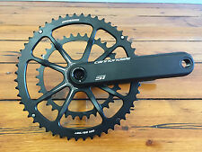 Cannondale Si Hollowgram Spider Ring Crankset Mid Compact 52/36 172.5mm BB30