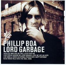PHILLIP BOA : LORD GARBAGE / CD - TOP-ZUSTAND