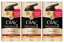 3x *50g* Olay Total Effects 7-In-One Day Creme - Normal SPF15