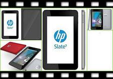 3x Anti reflex Glare Display Schutz Folie f. HP Slate 7 Tablet PC matt Kratzfest