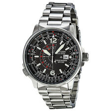 Citizen Nighthawk Stainless Steel Mens Watch BJ7000-52E-AU