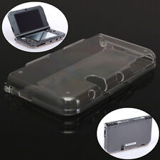 Popular Clear Crystal Hard Shell Skin Case Cover For New Nintendo 3DS XL LL Game