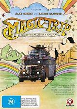MAGIC TRIP DVD, BRAND NEW & SEALED, REGION 4, FREE POST!