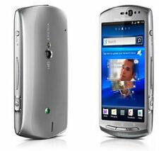 New Unlocked Sony Ericsson XPERIA neo V MT11i Silver Smartphone 5MP