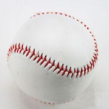 """HOT White Base Ball 9"""" Baseball Practice Trainning Softball Sport Team Game"""