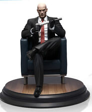 "HITMAN COLLECTORS EDITION 10"" AGENT 47 CHESSMASTER FIGURE STATUE ZX426"