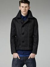 MAN JACKET JACKET G-STAR RAW ESSENTIALS CROPPED PEACOAT SIZE XL VAL