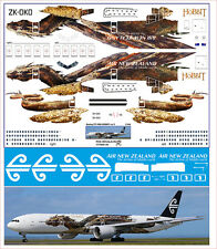1/144 PAS-DECALS. ZVEZDA. BOEING 777-300 Air New Zealand Hobbit var 2