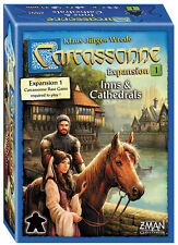 Carcassonne Expansion 1: Inns and Cathedrals New Edition ZMG 78101
