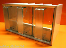 gew rzregale und beh lter aus kunststoff ebay. Black Bedroom Furniture Sets. Home Design Ideas