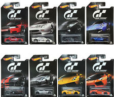 1/64 Hot Wheels 2016 Gran Turismo Series set of 8