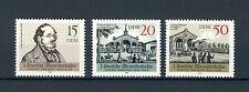 1989 DDR  Satz postfrisch Mi.-Nr.  3238 - 3240   Ferneisenbahn