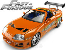 """Fast and Furious"" Brian's Toyota Supra 1:18 Scale Diecast Model"
