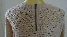 """""""AMARA"""" Pullover Gr.38/40 Beige 15%Wolle Maschienenwäsche"""