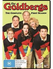 The Goldbergs : Season 1 (DVD, 2014, 3-Disc Set) - Excellent Condition
