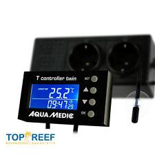 Aqua Medic - T controller twin- digitales Temperatur Mess- und Regelgerät
