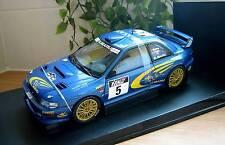 AUTOART 1:18 SUBARU IMPREZA #5 V-Rally France  89993