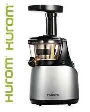Hurom HU-500 Slow / Cold Press Juicer - Titanium