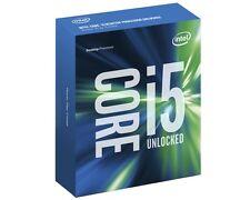 Intel i5 6600K BOX CPU, Prozessor, Quad Core, 4GHz, Skylake LGA 1151