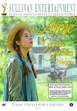 Anne Of Green Gables - Collector's Box Set  -  DVD - PAL Region 2 - New