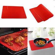Non-stick Silicone Pan Baking Mat Mould Cooking Oven Liner Tray New DM