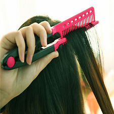 Magic Hair Styling Salon Comb Brush Dry Dryer Straight Bouffant Curling Care Hot
