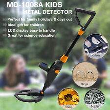 High Sensitivity Metal Detector Treasure Hunt Hunting Searching Finder Kids Toys