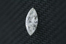 GIA .65ct Marquise Loose Diamond J color, VS1 clarity 9.91 x 4.40 x 2.56mm
