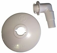Hayward SP1089 Skimmer Box Vacuum Plate with Elbow. SP1107