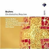 Johannes Brahms - Brahms: Ein deutsches Requiem, Op. 45 (2012) New & Sealed
