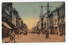 Hampshire postcard SOUTHAMPTON HIGH STREET by Tucks early 1900's
