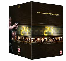 "24 COMPLETE SERIES COLLECTION 1-9 + REDEMPTION 53 DISCS BOX SET ""NEW&SEALED"""