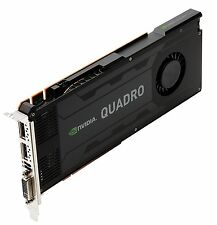 Nvidia Quadro K4000 3GB DDR5 Graphics Card