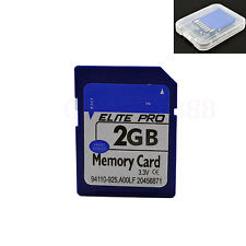 2GB 2G High Quality SD Card Secure Digital Memory Card For Nikon Canon Camera PC