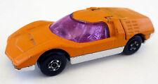 Matchbox Superfast Nr.: 66 Mazda RX500 1971 orange weiß 2