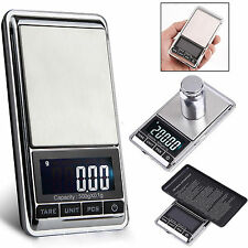 New 0.1g-500g Digital Electronic Pocket Weight Lab Gold Jewelry Weighing Scales