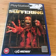 The Suffering PS2 PlayStation 2 Game PAL - FAST POST