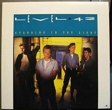 """LEVEL 42 """"STANDING IN THE LIGHT"""" LP"""