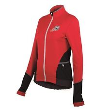 NEW Santini Bike Cycling Anna Meares Womens Long Sleeve Thermofleece Jersey Med