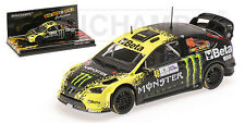 Minichamps P400098946 - 1/43 SCALE FORD FOCUS WRC 'BETA' ROSSI MONZA RALLY 2009