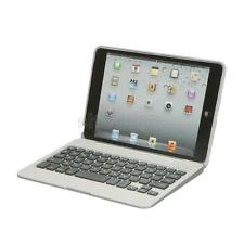 Wireless Bluetooth Keyboard Case Cover Stand For iPad Mini 1 2 3 4 Silver
