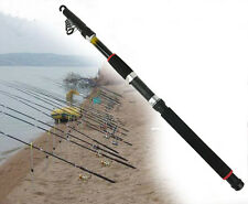 Carbon Telescopic FISHING Rod 3m 10ft Rod Holiday Travel Pole Spinning