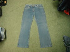 "Debenhams Trader Bootcut Jeans Size 14 Leg 29"" Faded Dark Blue Ladies Jeans"