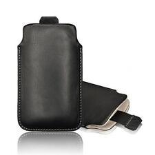 ECHT LEDER PULL UP Tasche Ledertasche Etui Case für Apple iPhone 4 4S