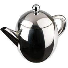 Thermal Insulated Drip-free/Non Drip Stainless Steel 1L (Litre) Teapot