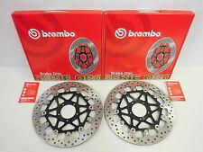 Brembo Bremsscheiben vorne komplett Ducati 1098 1198 1199 1299 989 S R ABS