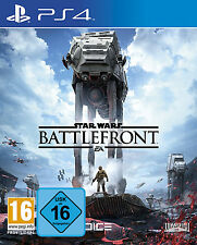 Star Wars: Battlefront PS4 Spiel NEU&OVP Playstation 4
