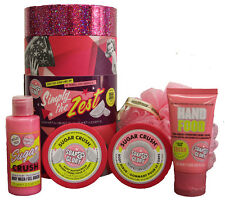 Soap And Glory Simply The Zest Gift Set